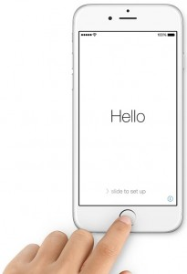 iphone 6plus touch