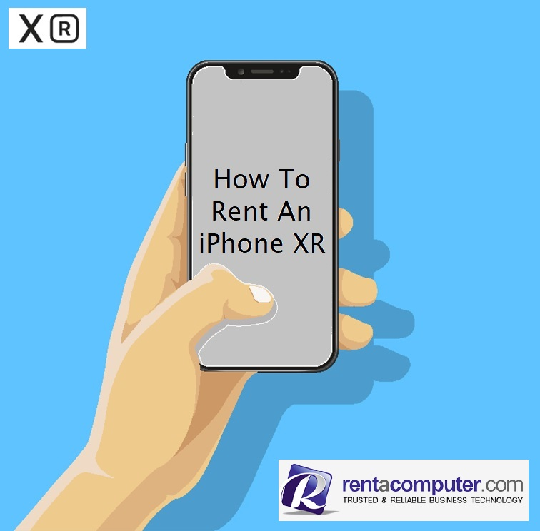 how to rent an iPhone with Rentacomputer.com