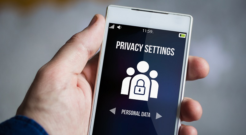 smartphone privacy settings