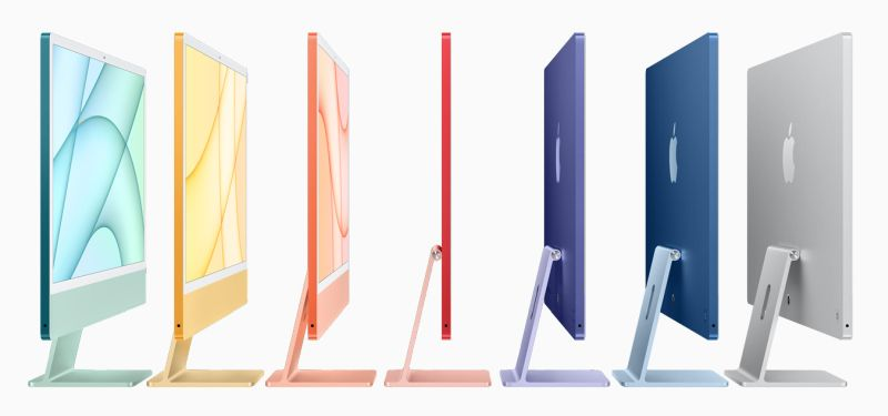 """24"""" iMac lineup"""